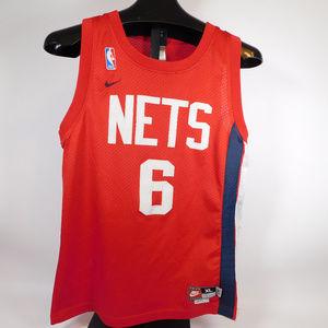 NBA Jersey NJ Nets #6 MartinXL CL1987 1019